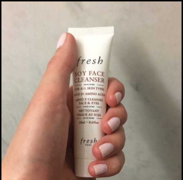 Fresh Soy Face Cleanser uploaded by Melissa N.