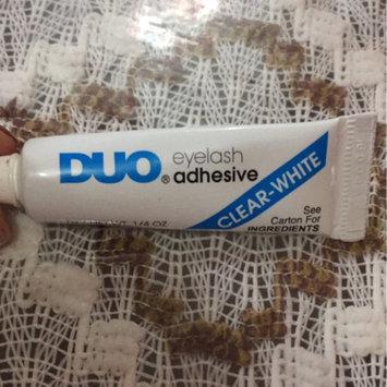 Photo of DUO Eyelash Adhesive Clear uploaded by Brenda P.