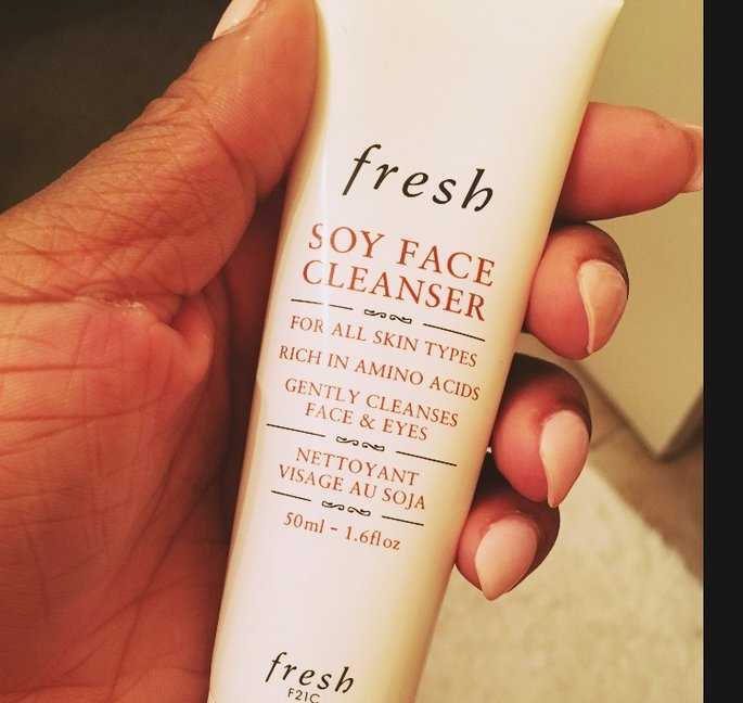 Fresh Soy Face Cleanser uploaded by Kharine C.