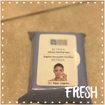 Photo of Global Beauty Care Retinol Makeup Cleaning Wipes uploaded by rachel R.