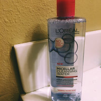 L'Oreal Paris Micellar Cleansing Water for Normal to Dry Skin 13.5 fl. oz. Bottle uploaded by Jennifer H.