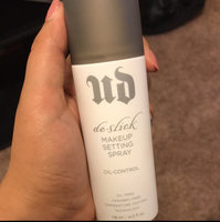 Urban Decay De-Slick Oil Control Makeup Setting Spray uploaded by Jenn R.