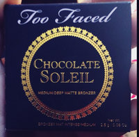 Too Faced Chocolate Soleil Bronzing Powder uploaded by Luisa P.