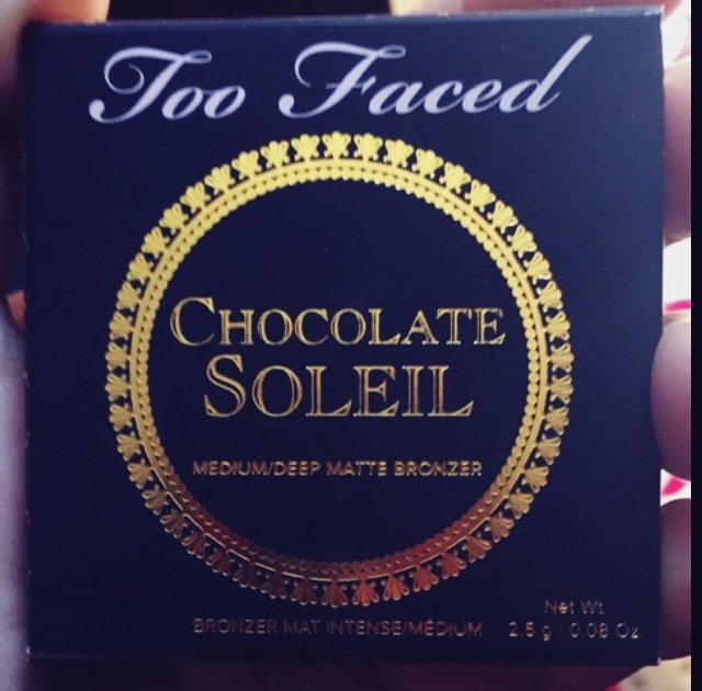 Too Faced Chocolate Soleil Bronzing Powder uploaded by Luisa P.