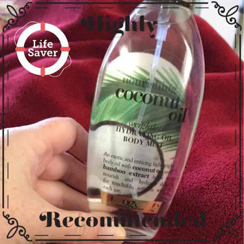 Organix OGX Nourishing Coconut Oil Weightless Hydrating Oil Body Mist - 6.8 oz uploaded by Celeste Z.