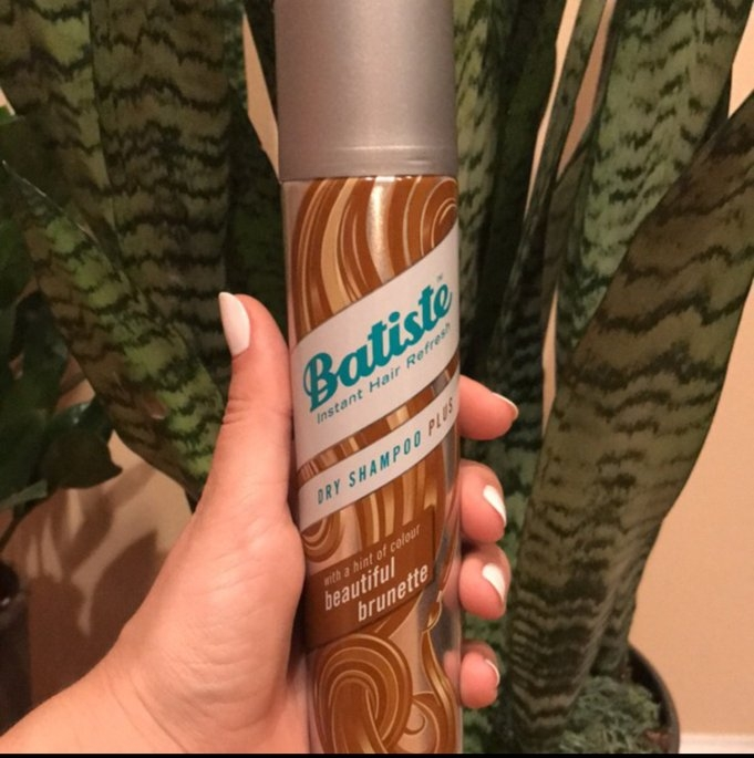 Batiste Dry Shampoo Hint of Color uploaded by Angela R.