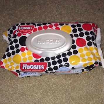 Huggies® Simply Clean Baby Wipes uploaded by Gemini M.