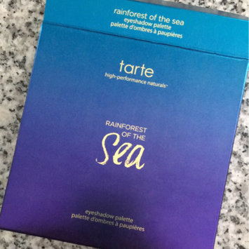 tarte Rainforest of the Sea™ Limited-Edition Eyeshadow Palette uploaded by Yas M.