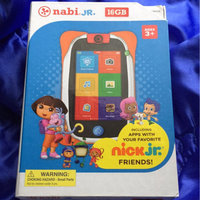 Cam Consumer Products, Inc. Nabi JR 5in Children's 16GB Tablet - Nickelodeon Edition uploaded by Gemini M.