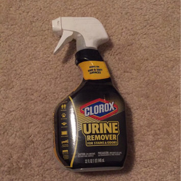 Photo of CLOROX COMPANY, THE Clorox Urine Remover for Stains & Odors 32oz uploaded by Gemini M.