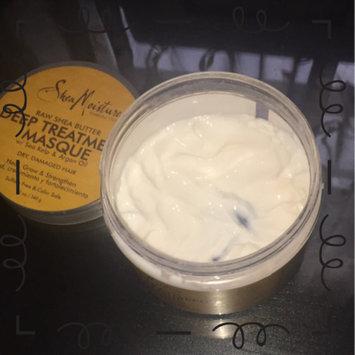 SheaMoisture Raw Shea Butter Deep Treatment Masque w/ Sea Kelp & Argan Oil uploaded by Aniqa C.