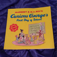 Curious George's First Day of School uploaded by Gemini M.