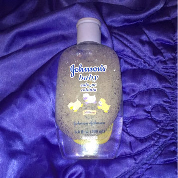 Johnson's Baby Cologne uploaded by Gemini M.
