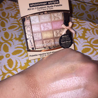 Physicians Formula Shimmer Strips All-in-1 Custom Nude Palette for Face & Eyes, Warm, .26 oz uploaded by Tina P.