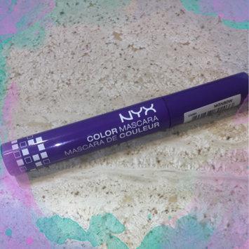 NYX Color Mascara uploaded by Gabrielle E.
