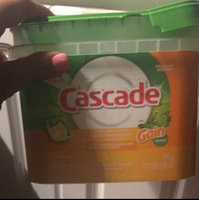 Cascade ActionPacs Dishwasher Detergent with the Scent of Gain uploaded by Kandace W.