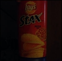 LAY'S® STAX® Pizza Flavored Potato Crisps uploaded by Haley A.