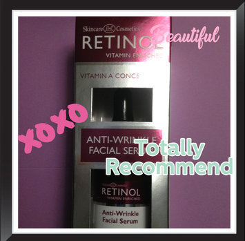 Photo of Skincare LdeL Cosmetics Retinol Enriched Anti-Wrinkle Facial Serum uploaded by Jennifer P.