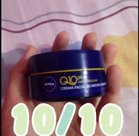 Nivea Anti Wrinkle Q10 Plus Night Cream 50 Ml 1.7 Oz [Health and Beauty] uploaded by Arianna A.