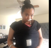 Baby K'tan Baby K'Tan Wrap Baby Carrier - Black - Small uploaded by Maria M.