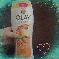 Fresh Outlast Olay Fresh Outlast Invigorating Champagne Mango & White Ginger Body Wash 22 oz uploaded by Tanna L.
