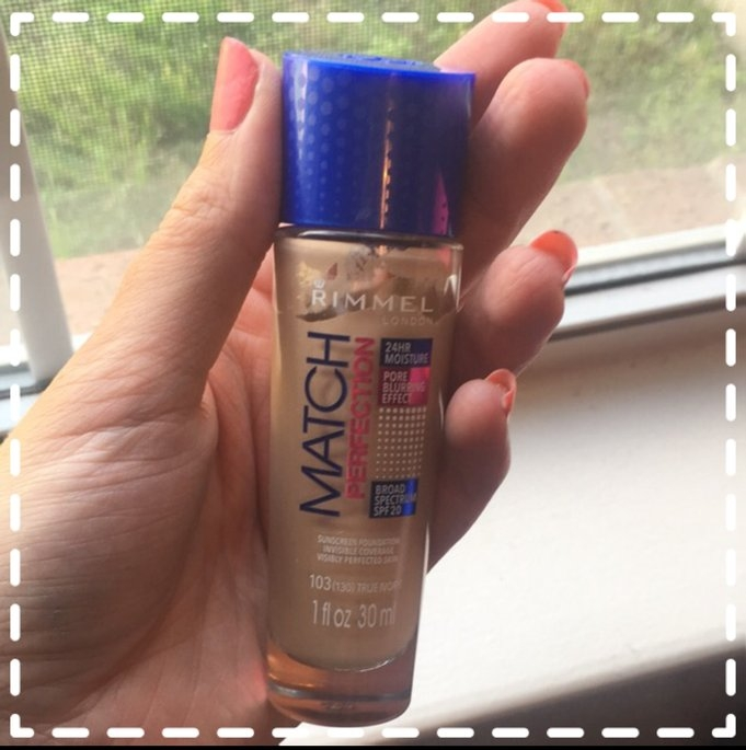 Rimmel London Match Perfection Foundation  uploaded by Shayla M.