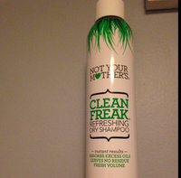 Not Your Mother's Clean Freak Unscented Dry Shampoo uploaded by Megan K.