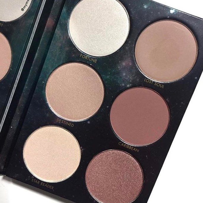 Disney's Pirates of the Caribbean Cheek Palette uploaded by Delia K.