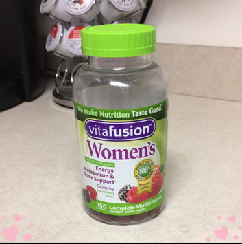 Photo of MISC BRANDS Vitafusion Women's Gummy Vitamins Complete MultiVitamin Formula uploaded by Kathryn O.