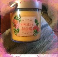 Signature Soy Jar Candle Hibiscus Nectar - 15.2oz, Orange uploaded by Amanda S.