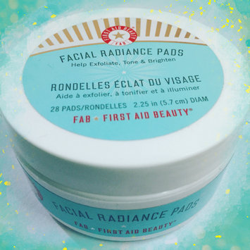 First Aid Beauty Facial Radiance Pads 28 Pads uploaded by Crysta P.