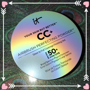 It Cosmetics Your Skin But Better CC+ Airbrush Perfecting Powder SPF50+ uploaded by Rose P.