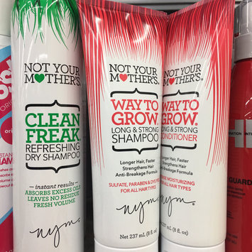 Photo of Not Your Mother's® Way To Grow Long & Strong Shampoo uploaded by Christine K.