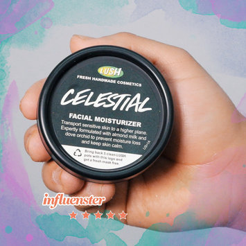 LUSH Celestial Moisturizer uploaded by Ale F.