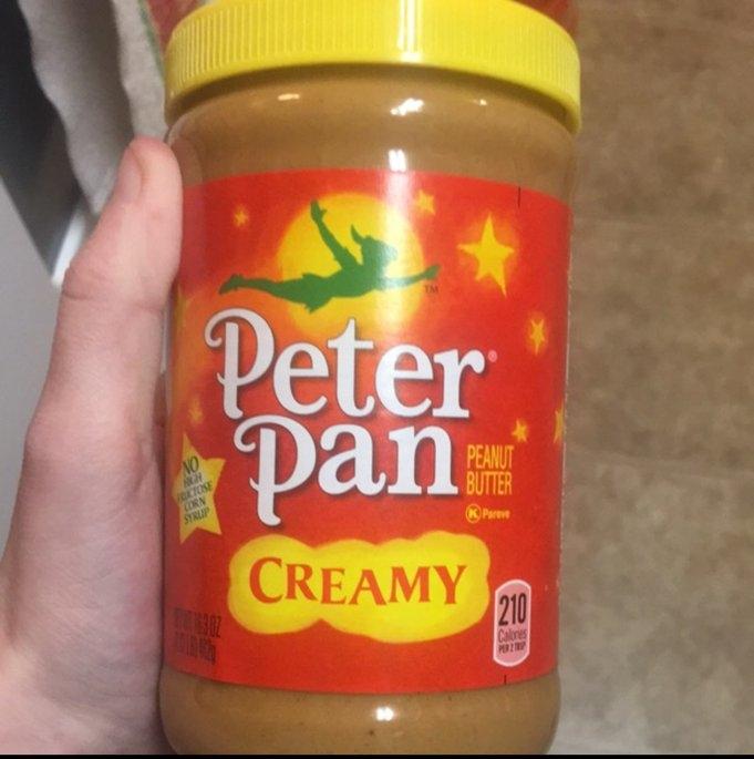 Peter Pan Creamy Peanut Butter uploaded by Teran F.