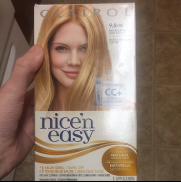 Clairol Nice 'N Easy Permanent Color 2BB/124 Natural Blue Black uploaded by Teran F.