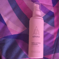 Alpha-H Triple Action Cleanser with Aloe Vera 200ml uploaded by Maria C.
