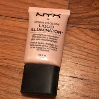 NYX Cosmetics Born to Glow Liquid Illuminator uploaded by Angela R.