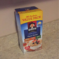 Quaker® Cinnamon & Spice Instant Oatmeal uploaded by Gemini M.