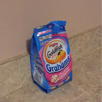 Goldfish® Vanilla Cupcake Baked Graham Snacks uploaded by Gemini M.