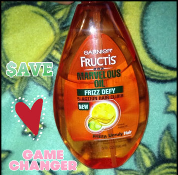 Photo of Garnier Fructis Style Unruly Hair Oil, 5.1 oz uploaded by Chae F.