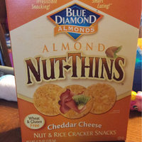 Blue Diamond Nut-Thins Almond Nut-Thins Cheddar Cheese uploaded by heather s.