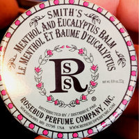 Rosebud Perfume Co. Smith's Menthol and Eucalyptus Balm uploaded by Ayla H.