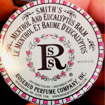 Photo of Rosebud Perfume Co. Smith's Menthol and Eucalyptus Balm uploaded by Ayla A.