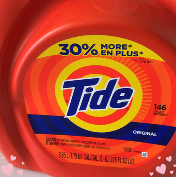 Photo of Tide Plus Febreze Freshness Liquid Laundry Detergent uploaded by Jackie L.