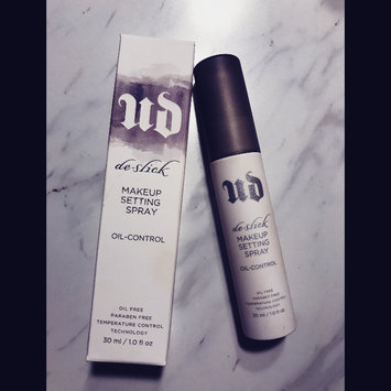 Urban Decay De-Slick Makeup Setting Spray uploaded by Ariel D.