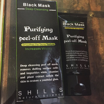 Shills - Acne Purifying Peel-Off Black Mask 50ml uploaded by Jessica S.
