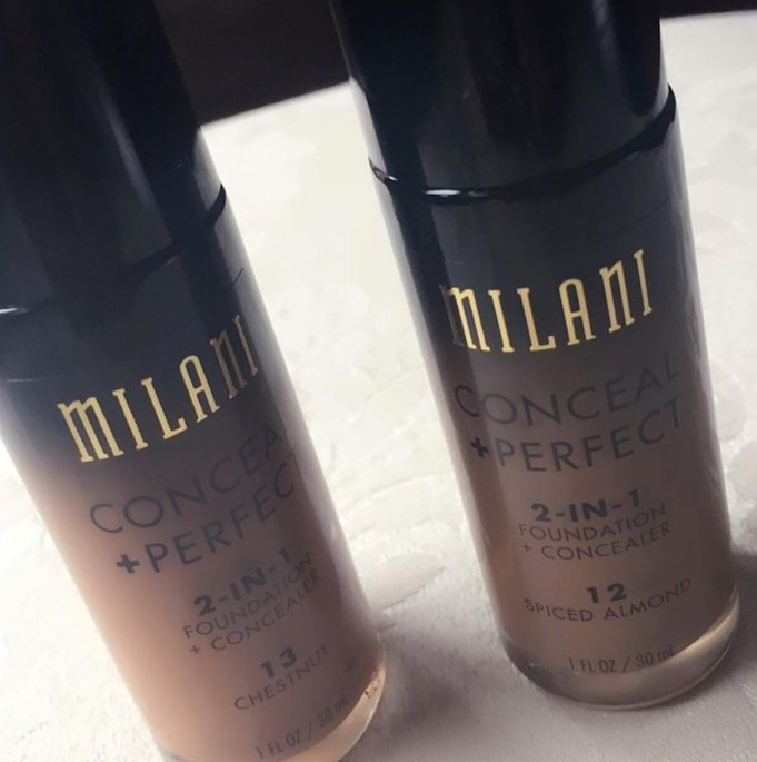 Milani Conceal + Perfect 2-in-1 Foundation + Concealer uploaded by Ibania G.