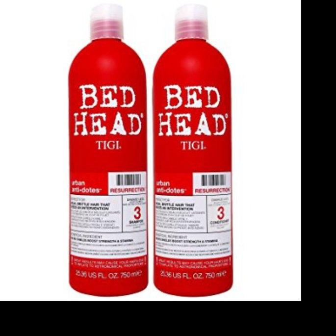 Tigi Bed Head Urban Antidotes Resurrection Conditioner uploaded by stephanie e.