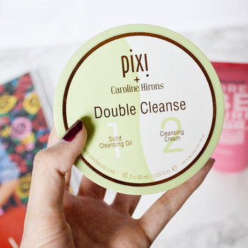 Pixi + Caroline Hirons Double Cleanse uploaded by Maria C.